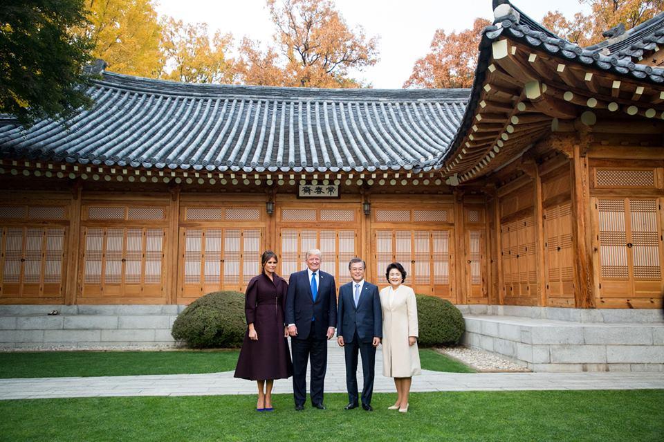 S. Korea, U.S. not considering any military measures against N. Korea: Cheong Wa Dae
