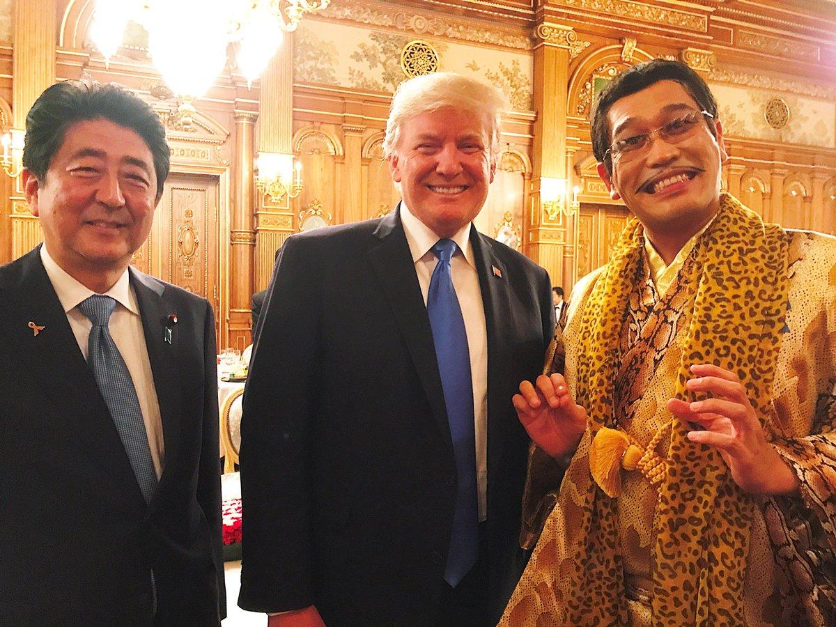 Trump in Asia: Fashion, Food, Fun in Photos