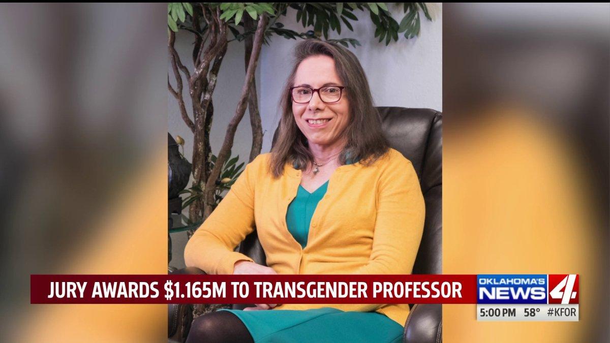 Transgender Professor Wins Landmark Decision in Discrimination Case: Awarded $1.165 million