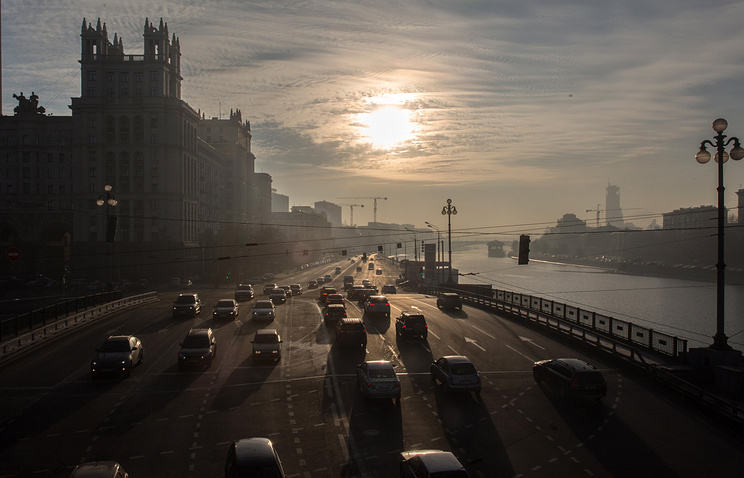 Depression in Muscovites Caused by Dark December: Moscow saw only 6-7 minutes of sunlight