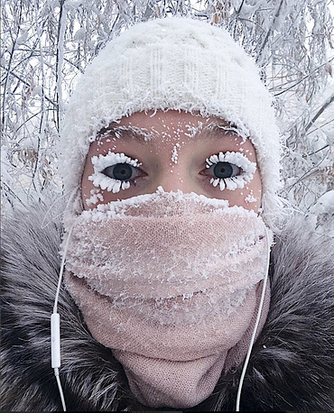 Coldest Place on Earth Actually Draws Tourists: Yakutsk, Russia