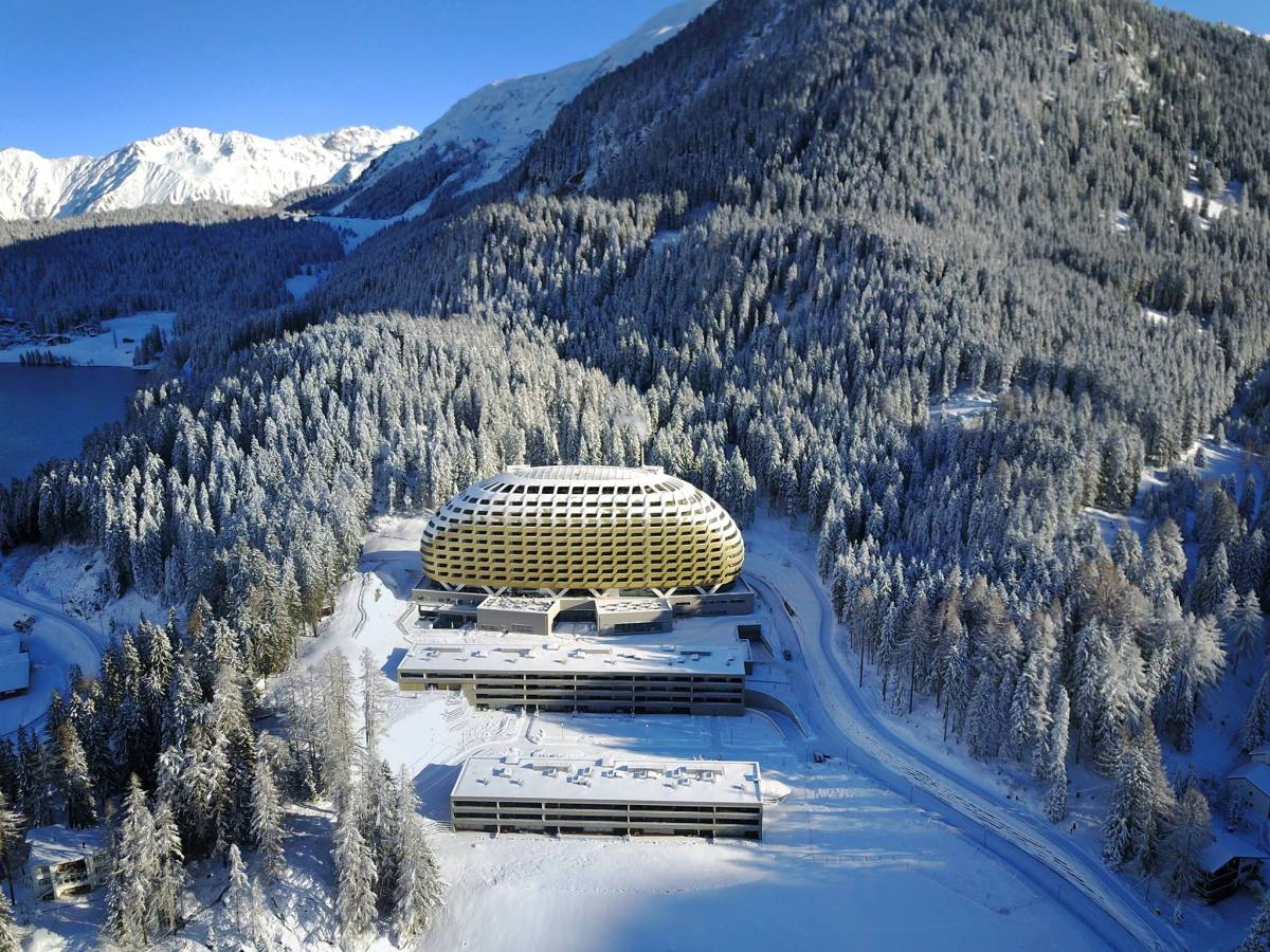 Trump in Switzerland: Inside the Intercontinental Davos Where Trump Will Sleep