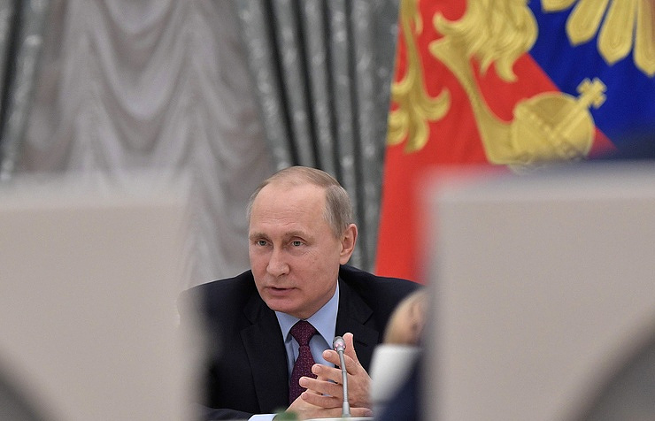 The love for the Motherland is extremely important: Vladimir Putin