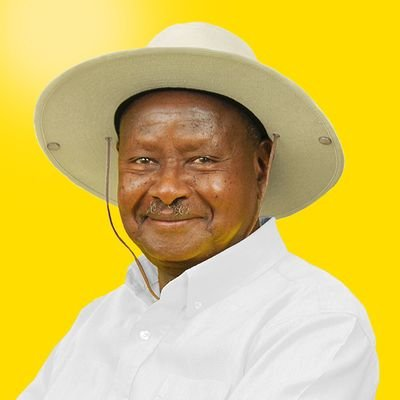 """I Love Trump,"" Says Ugandan President Museveni"
