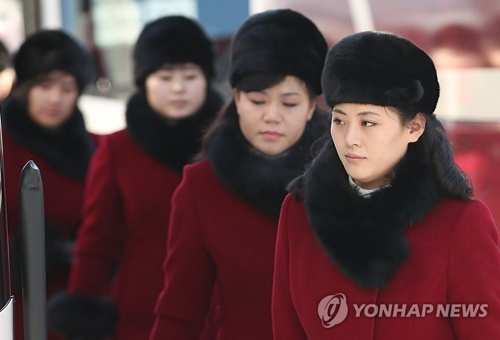 North Korean art troupe rehearses for rare performances in South Korea, first since 2002