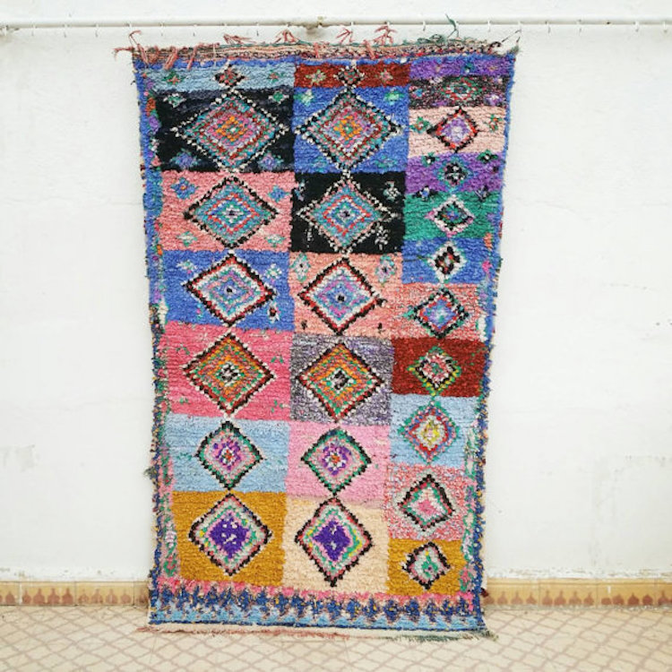 Fine Moroccan Rugs : NICOLE COHEN