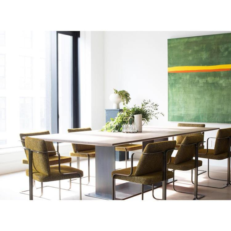 New work for designer yaelweissinteriors love this dining room sohellip
