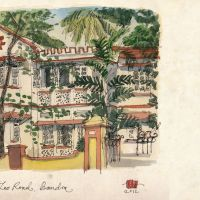 Postcards: Old Homes of Bandra