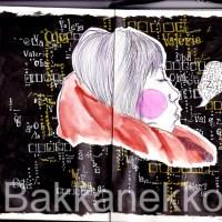Quick Portrait: Bakkanekko