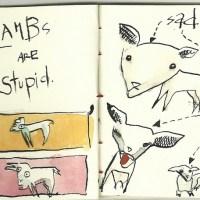 Stupid Sheep Book