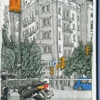 Miguel Herranz: Barcelona Street Scene