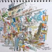 Mumbai: The Old Paper Mart