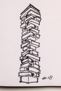 #18 360º Building, 2013, by Isay Weinfeld in São Paulo, Brazil