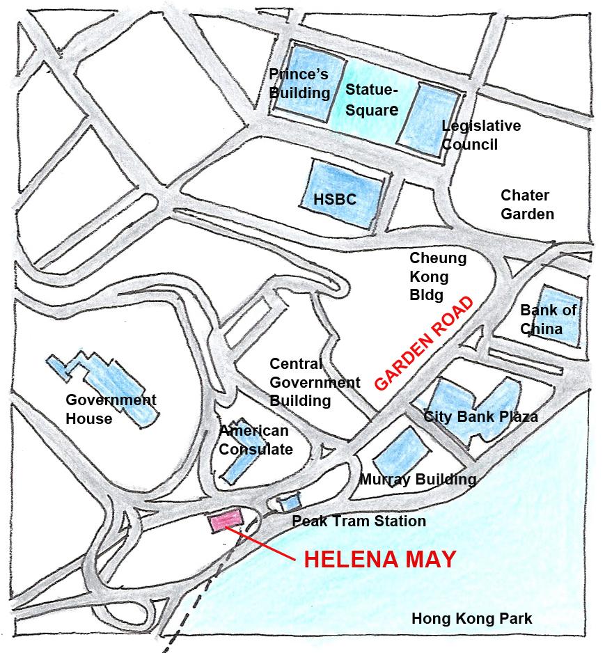 Helena May Map