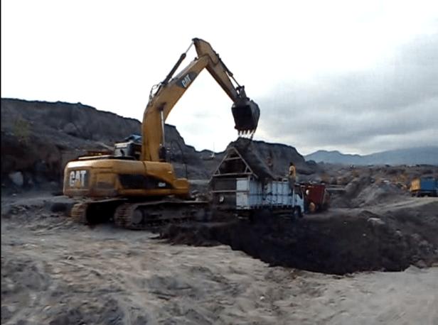 lava tour tambang pasir erupsi merapi 1