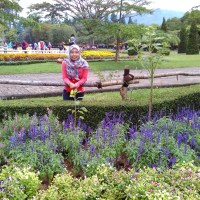 Taman Bunga Nusantara, love it!