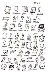 Sketchnotes Icons Sketchnotes.info