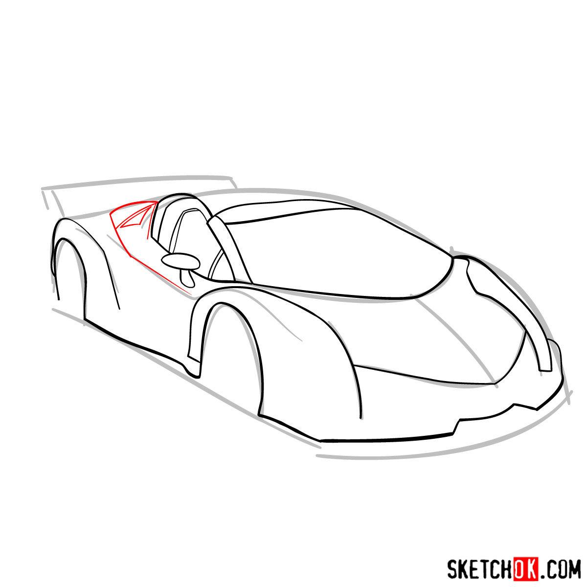 Lamborghini Veneno Games