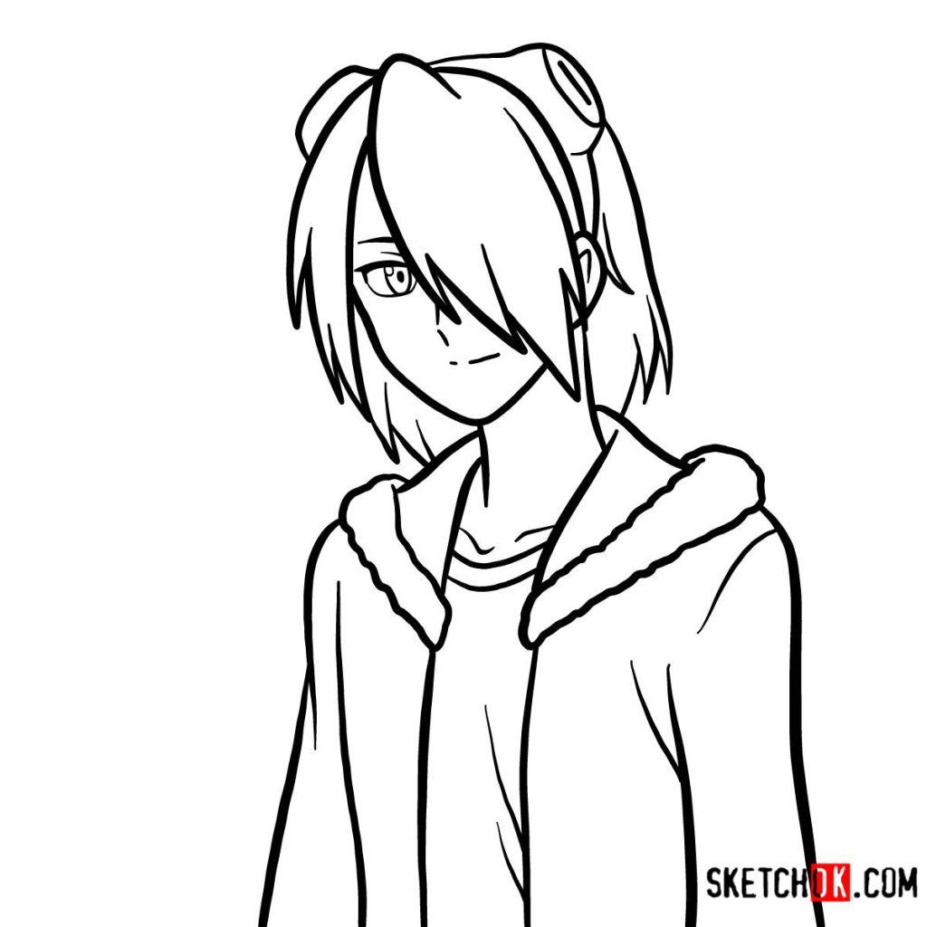 How to draw Lubbock | Akame Ga Kill