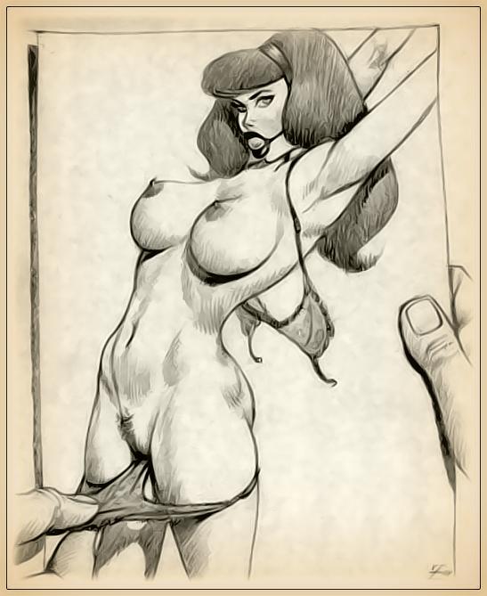Velma from scoobydoo porn 4