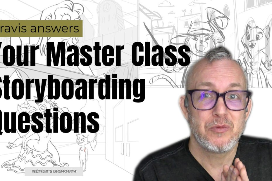 Video thumbnail - travis answers your master class questions