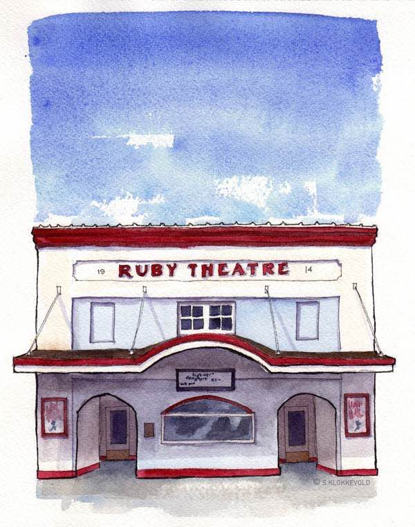 The Ruby Theater