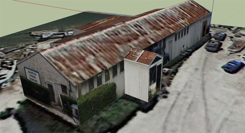Visualizer for SketchUp can generate photorealistic virtual image with a single click