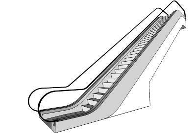 Sketchup Components 3d Warehouse Escalator Sketchup