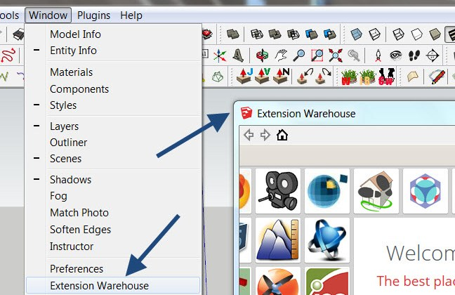 What to do with Plugins in SketchUp 2013?