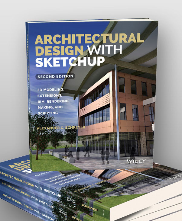 From The Back Cover: TAP INTO SKETCHUPu0027S REAL WORLD, REAL WORK  FUNCTIONALITY. Architectural Design With ...