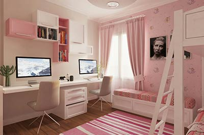 Girls Room-interior-design-companies-and-consultation-in-Egypt,-house-furnishings,-home-decor,-house-decoration,-interior-designers,-interior-design-service,-top-interior-design-firms-agency