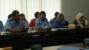 Komandan Sekolah PSDP saat memberikan saran dan masukan kepada Komandan Lanud Adisutjipto terkait dengan kegiatan Praspa PSDP A-29, tahun 2016. Pada rapat koordinasi Panitia Wingday. (Dok. Pentak Lanud Adisutjipto)