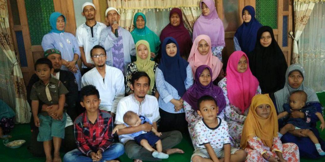 Keluarga Besar Trah Martodikromo Gelar Syawalan Sketsa Indonesia