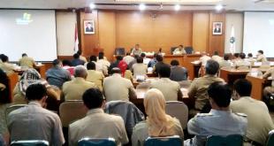 Rapim di Walikota Jakarta Pusat Akan Dirubah Polanya,  Bayu Pimpin Hanya Satu Jam