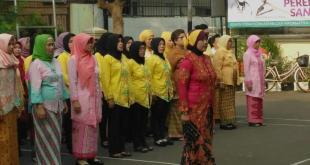 Lurah Bungur : Hari Kartini Kita Bangun Perempuan Berkarya Untuk Wilayah
