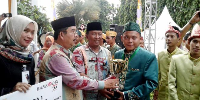 Apa Kata Warga, Kemayoran  Kembali Juara Festival Bedug Ramadhan 1439 H Tingkat Kota Jakarta Pusat