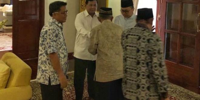 Prabowo Kantongi Tiket Capres