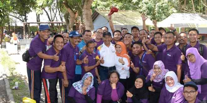 Jalin Keakraban, Yasarini Cabang Lanud Adisutjipto Gelar Silaturahmi Dengan Guru Dan Karyawan Sekolah Angkasa