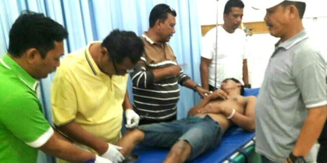 Pemuda Kurus Kerap Bikin Ulah, Polisi Tembak Kaki si Pelaku