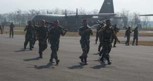 Lanud Abdul Saleh Gelar Bulan Militer