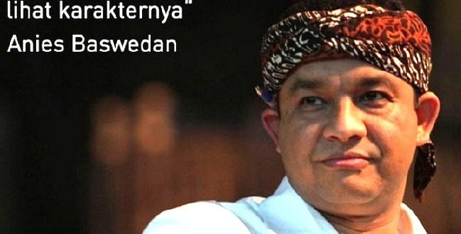Setahun Anies Pimpin DKI : Jangan Fraks DPRD DKI Dendam Politik