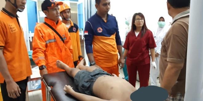 Seorang Anak Meninggal Terhanyut Banjir Di Tanjungpinang