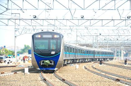 Anies Apresiasi Pekerja MRT Fenomenal Transportasi Masa Depan Jakarta