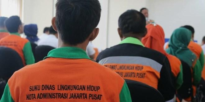 Saling Tuding Irbanko dan Sudin LH, Isu Pemotongan Gaji PJLP