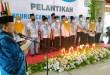 Wabup Aminatun Habibah Dilantik Sebagai Ketua IKA PMII Gresik