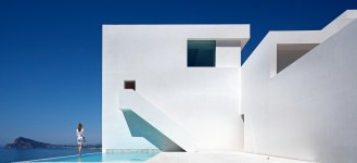 FRAN SILVESTRE ARQUITECTOS VALENCIA - HOUSE ON THE CLIFF - IMG ARQUITECTURA - 01