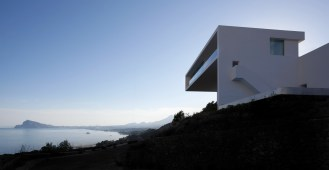 FRAN SILVESTRE ARQUITECTOS VALENCIA - HOUSE ON THE CLIFF - IMG ARQUITECTURA - 06