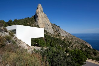 FRAN SILVESTRE ARQUITECTOS VALENCIA - HOUSE ON THE CLIFF - IMG ARQUITECTURA - 12