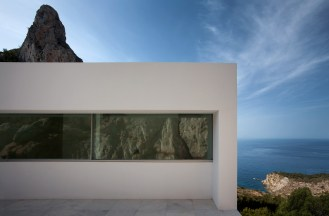 FRAN SILVESTRE ARQUITECTOS VALENCIA - HOUSE ON THE CLIFF - IMG ARQUITECTURA - 14