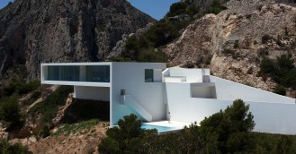 FRAN SILVESTRE ARQUITECTOS VALENCIA - HOUSE ON THE CLIFF - IMG ARQUITECTURA - 32